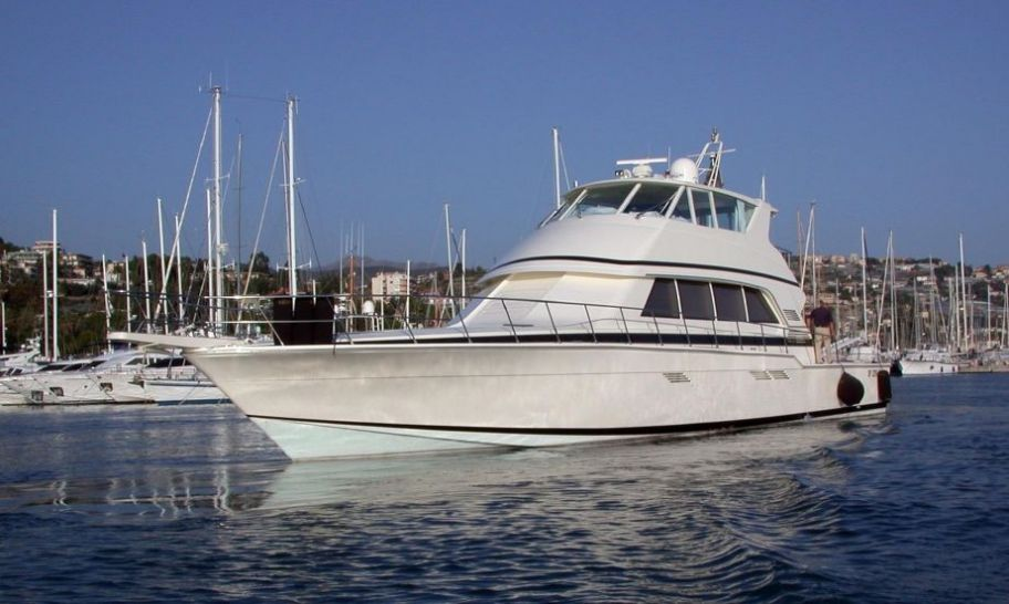 2002 Bertram gm 76 - $510,582 boat for sale, photos and specifications