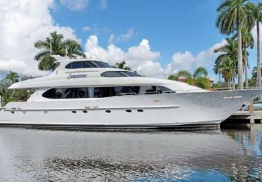 2002Lazzara Yachts GSSL - $2,495,000 boat for sale, photos and specifications