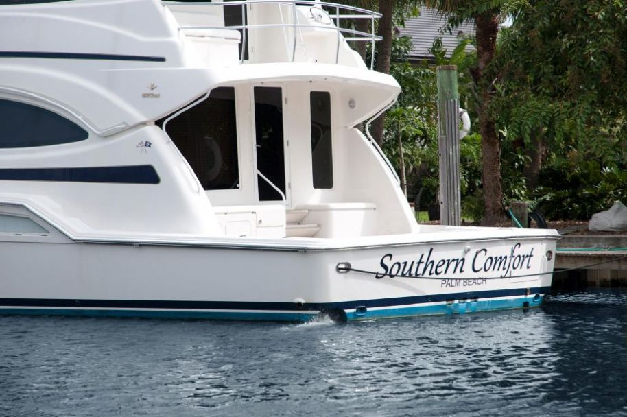 2003 Bertram Sport Fisherman - $595,000 boat for sale, photos and specifications