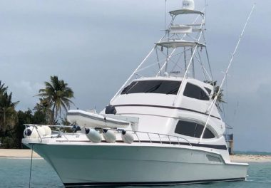 2004Bertram Enclosed Bridge - $1,250,000 boat for sale, photos and specifications