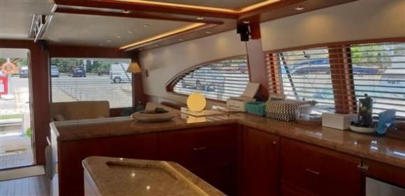 2006 Bertram 67 Convertible - $1,779,913 boat for sale, photos and specifications