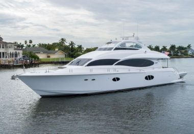 2009Lazzara Yachts Motor Yacht - $3,390,000 boat for sale, photos and specifications