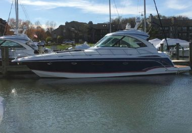 2010 Formula 45 Yacht - $374,999 boat for sale, photos and specifications