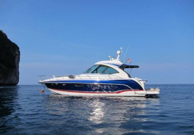 2011 Formula 45 Yacht - $379,000 boat for sale, photos and specifications