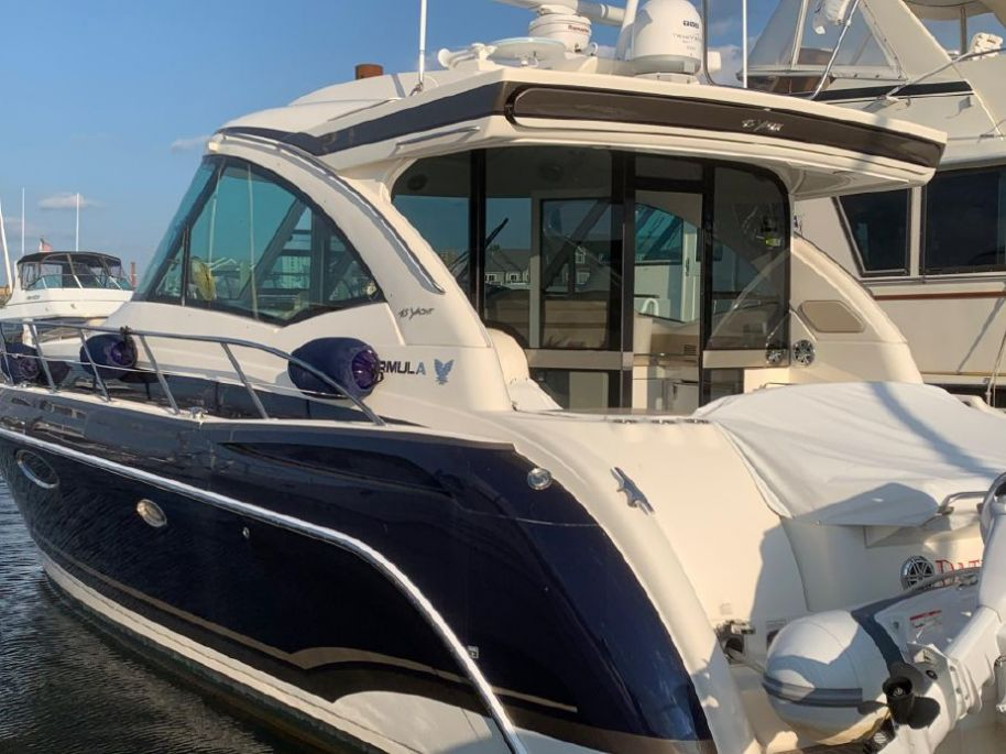 2015Formula 45 Yacht - $629,000 boat for sale, photos and specifications