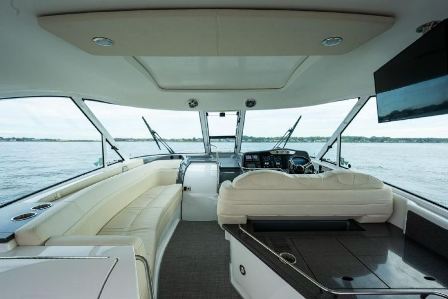 2016Formula 45 Yacht - $595,000 boat for sale, photos and specifications