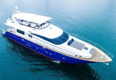 2002 Viking Princess - $1,269,000 boat for sale, photos and specifications