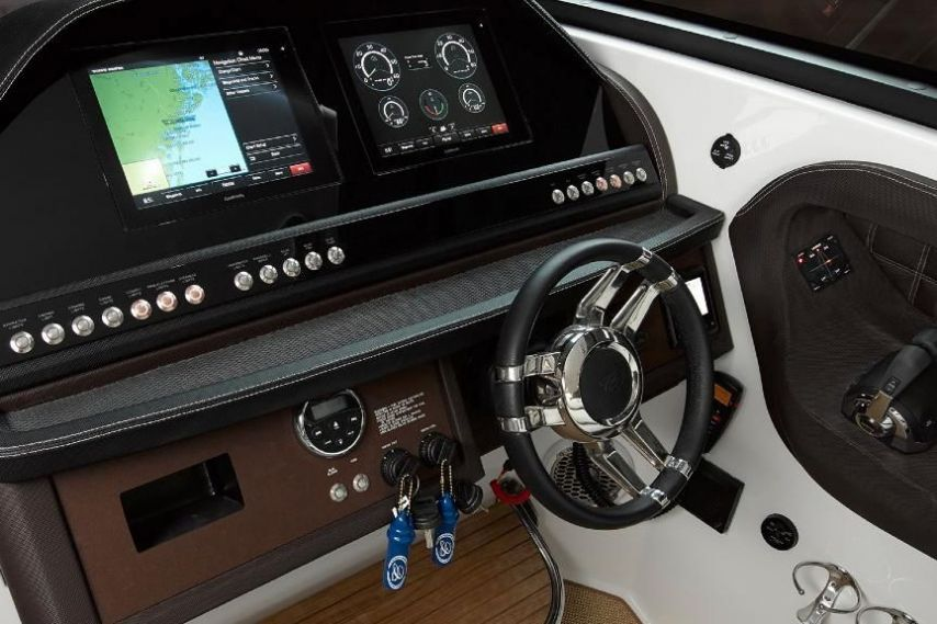 2014Cobalt A40 - $349,950 boat for sale, photos and specifications