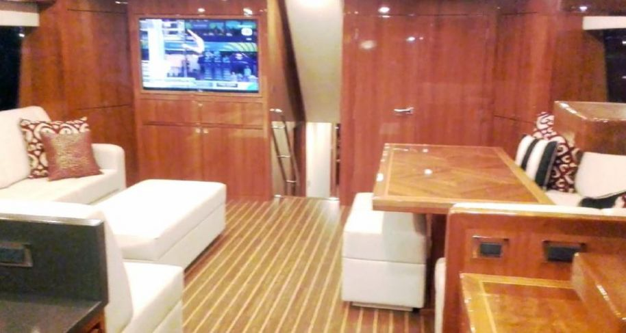 2014Riviera 75 Enclosed Flybridge - $3,900,000 boat for sale, photos and specifications