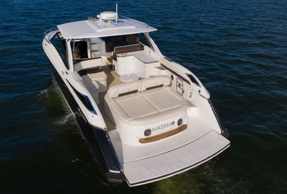 2015Cobalt A40 - $375,000 boat for sale, photos and specifications