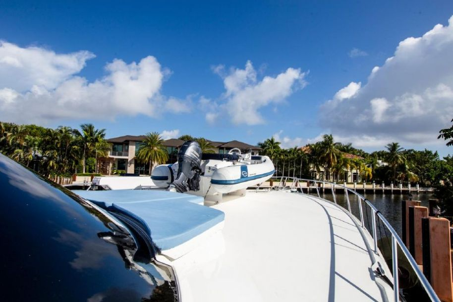 2016Viking Enclosed Bridge - $7,399,000 boat for sale, photos and specifications