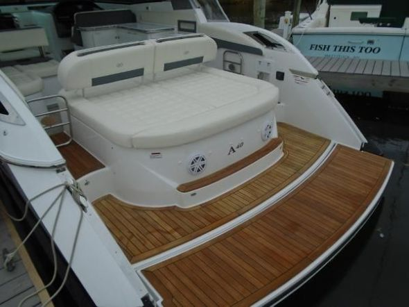 2017Cobalt A40 Coupe - $429,000 boat for sale, photos and specifications
