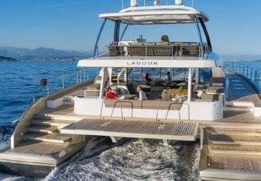 2018Lagoon Seventy 8 - $4,723,680 boat for sale, photos and specifications