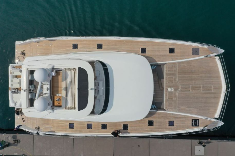 2018Lagoon SEVENTY 8 - $5,292,944 boat for sale, photos and specifications