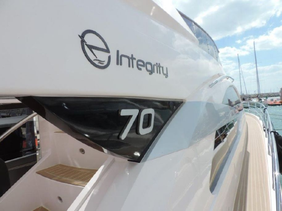 2019Riviera Integrity 70 Hull #1 - $1,719,904 boat for sale, photos and specifications