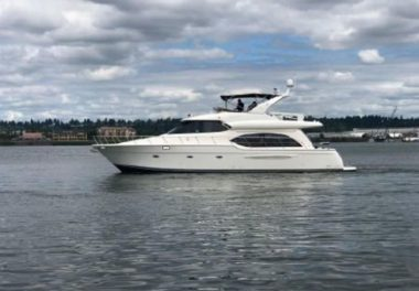 2007 Meridian 580 Pilothouse - $625,000 boat for sale, photos and specifications