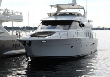 2007 Meridian 580 Pilothouse - $659,995 boat for sale, photos and specifications
