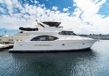2010 Meridian 580 Pilothouse - $785,000 boat for sale, photos and specifications