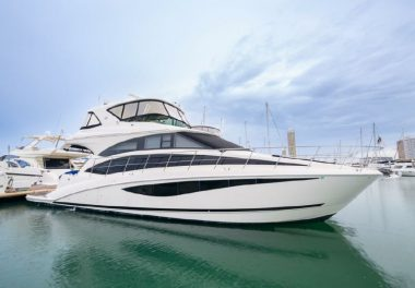 2011 Meridian 541 Sedan - $690,000 boat for sale, photos and specifications