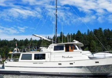 1974Meridian MCS 53 - $179,000 boat for sale, photos and specifications
