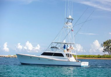 1981Monterey Sportfish - $465,000 boat for sale, photos and specifications