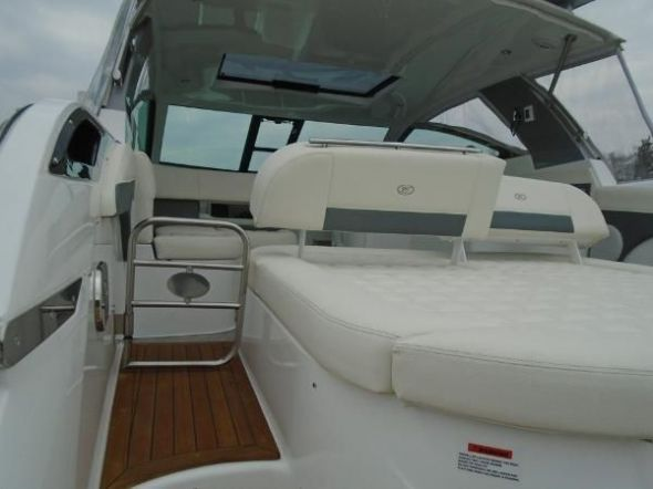 2017 Cobalt A40 Coupe - $429,000 boat for sale, photos and specifications