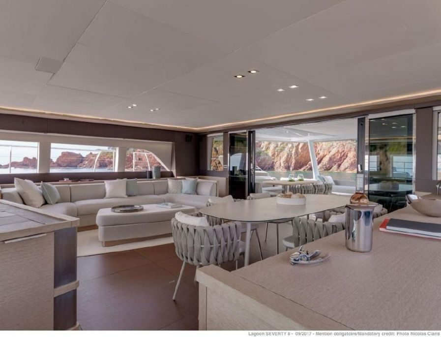 2018 Lagoon Seventy 8 - $4,697,160 boat for sale, photos and specifications