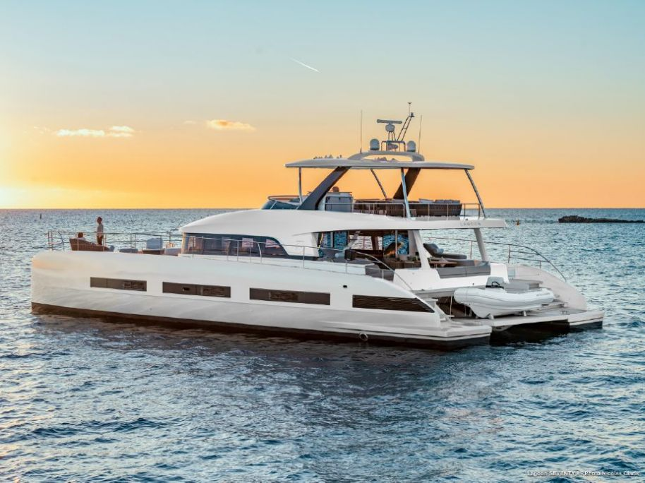 2018Lagoon Seventy 8 - $5,263,228 boat for sale, photos and specifications