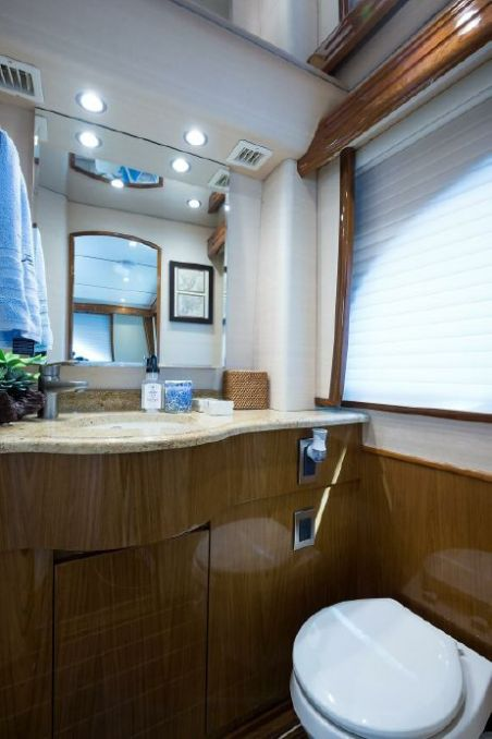 2013 Viking Enclosed - $4,295,000 boat for sale, photos and specifications