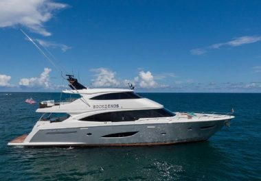 2018Viking Motoryacht Enclosed Flybridge - $8,650,000 boat for sale, photos and specifications
