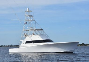 1989Monterey Custom Sportfish - $900,000 boat for sale, photos and specifications