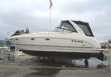 2006 Chaparral 350 Signature - $125,000 boat for sale, photos and specifications