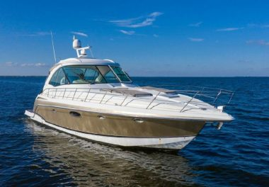 2008Formula 45 Yacht - $329,000 boat for sale, photos and specifications