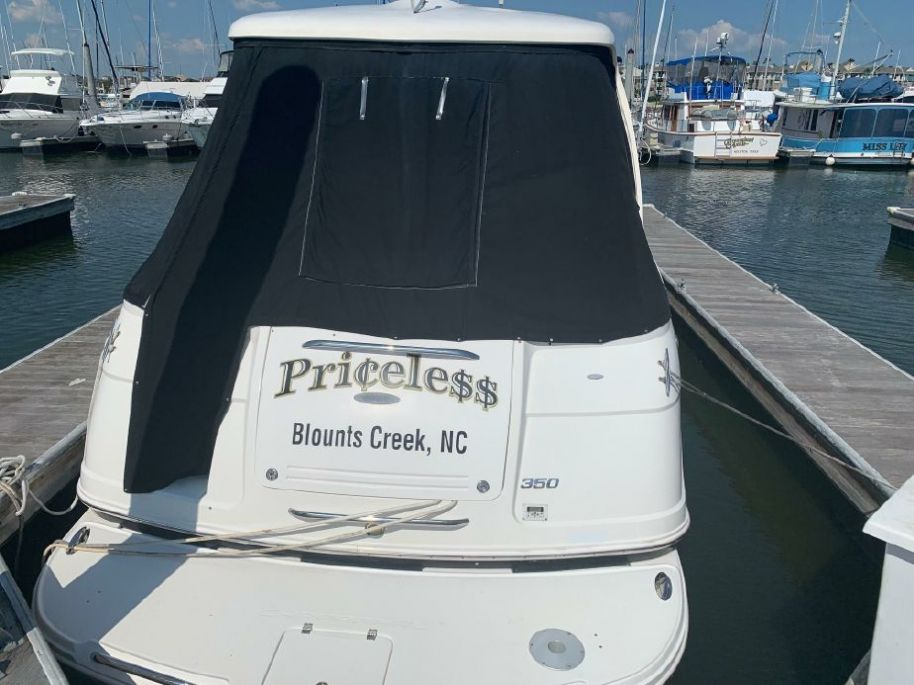 2009 Chaparral 350 Signature - $174,900 boat for sale, photos and specifications