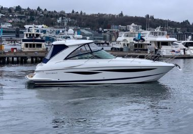 2009Cobalt 37 - $209,000 boat for sale, photos and specifications