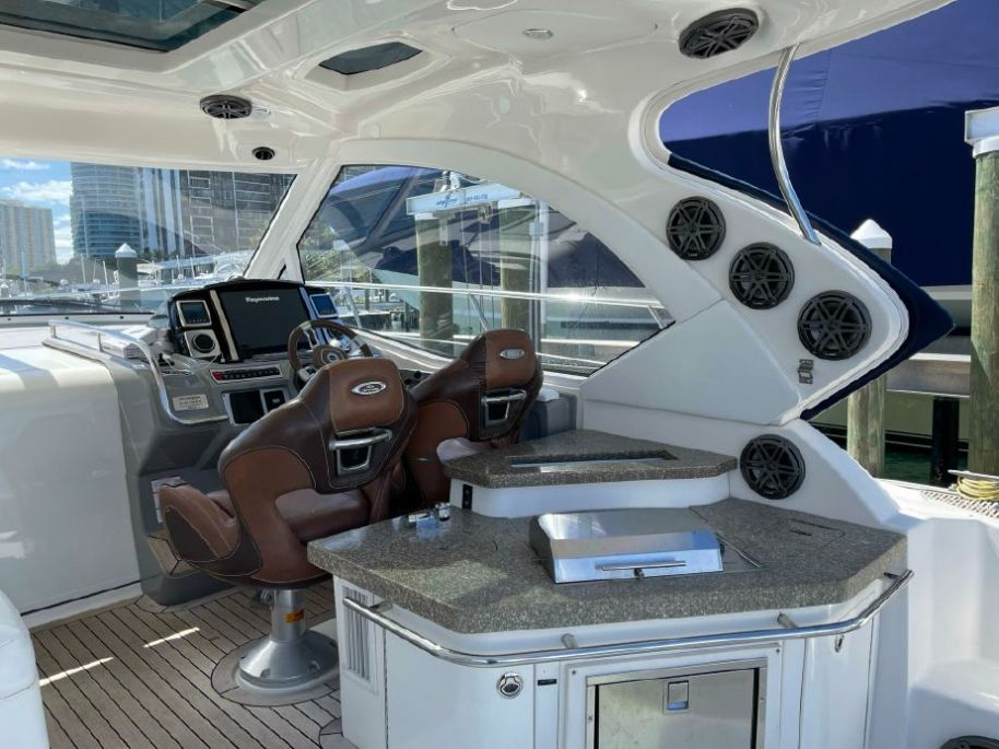 2010Chaparral 400 Premiere - $369,000 boat for sale, photos and specifications