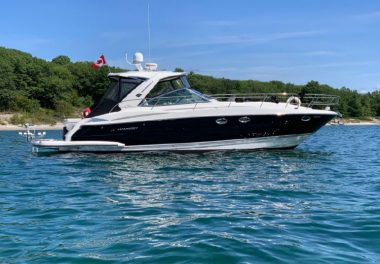 2011Monterey 400 IPS Sport Yacht - $327,223 boat for sale, photos and specifications