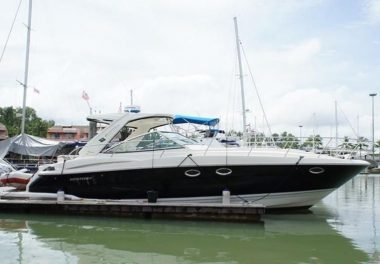 2011Monterey 415 - $290,000 boat for sale, photos and specifications
