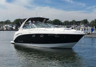 2012 Chaparral 350 Signature - $209,900 boat for sale, photos and specifications
