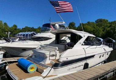 2012 Regal 46 Sport Coupe - $415,000 boat for sale, photos and specifications