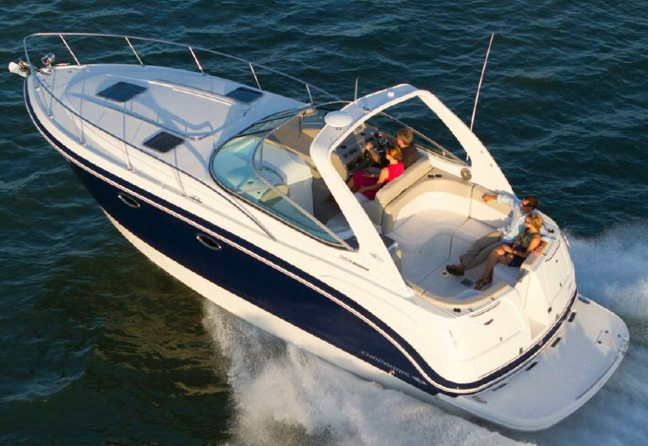 2013Chaparral 350 Signature - $179,000 boat for sale, photos and specifications