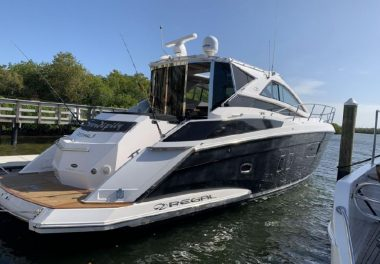 2013 Regal 52 Sport Coupe - $449,900 boat for sale, photos and specifications