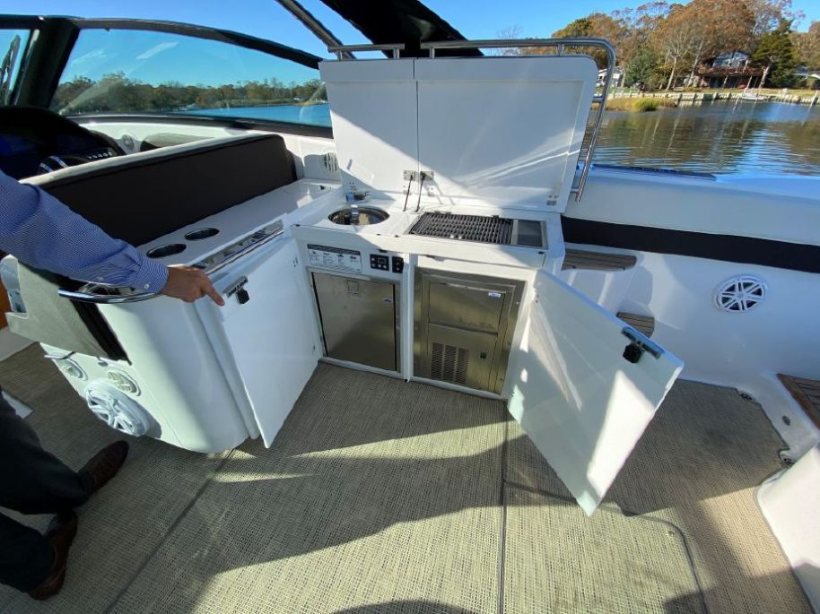 2016 Cobalt A40 - $399,999 boat for sale, photos and specifications