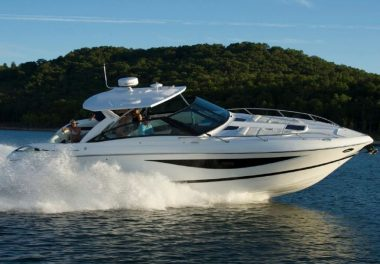 2016Cobalt A40 - $490,000 boat for sale, photos and specifications