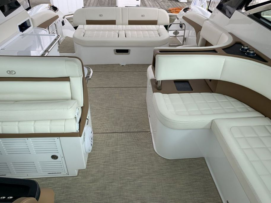 2017Cobalt A40 - $450,000 boat for sale, photos and specifications