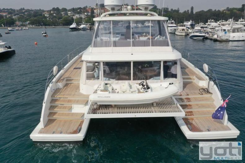 2017Lagoon 78 - $5,162,281 boat for sale, photos and specifications