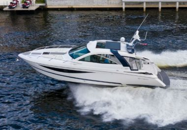 2018Cobalt A40 Coupe - $430,000 boat for sale, photos and specifications