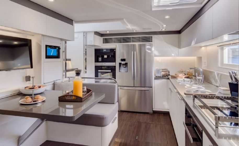 2018Lagoon 78 - $5,162,281 boat for sale, photos and specifications