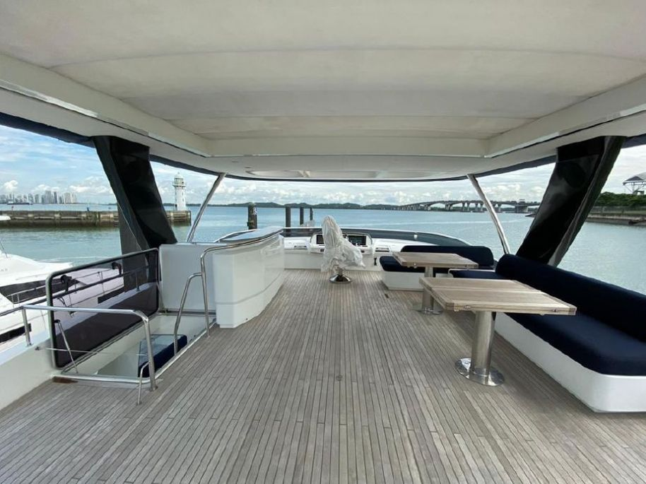 2018Lagoon SEVENTY 8 - $5,138,655 boat for sale, photos and specifications
