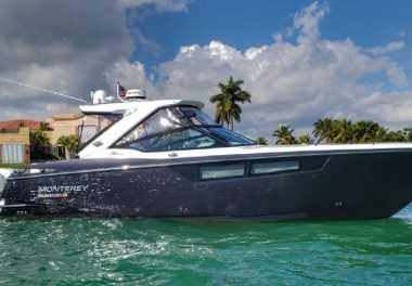 2018Monterey 385SE - $349,900 boat for sale, photos and specifications